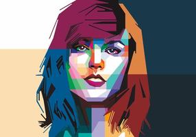 Taylor swift vector