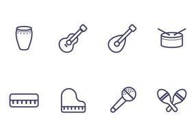 Musikinstrument Icon