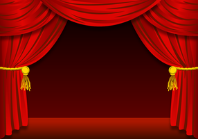 Free Teatro Vektor