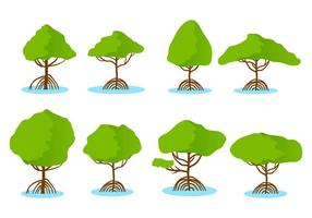 Gratis Mangrove Vector