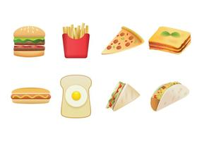 Gratis Delicious Food Vector