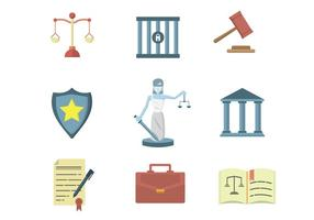Free Law Vector