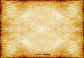 Alte Papier Vektor Textur Hintergrund