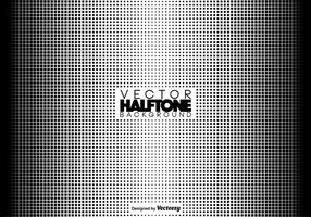 Vector Halftone Background