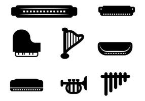 Freie Musik-Vektor-Ikone