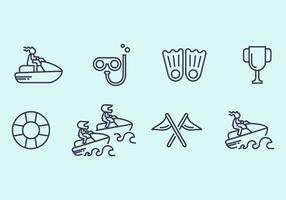 Jetski-Symbol