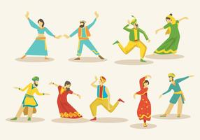 Gratis Bollywood Vector