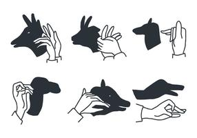 Shadow Puppet Vectors