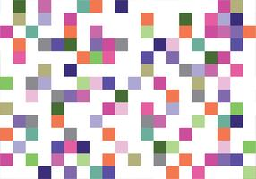 Colorful Square Pattern vector