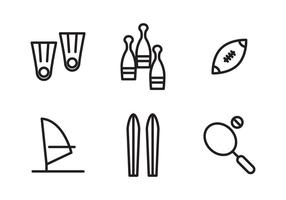 Acessórios desportivos