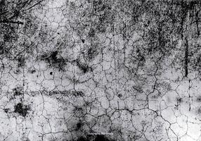 Cracked Grunge Texture vector