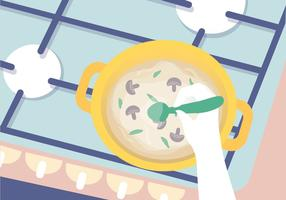 Cooking Illustration Vector