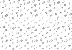 Outline-vector-pattern