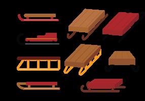 Vetores de tobogã