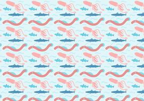 Free Ocean Animals Vector