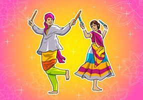 Danza de Garba