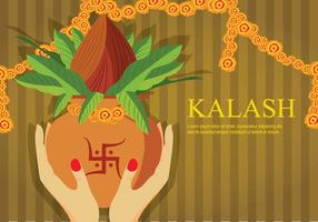 Gratis Kalash Illustratie