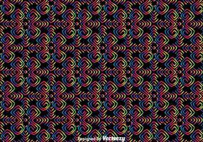 Huichol Seamless Pattern vector