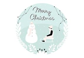 Xmas-greeting-illustration-vector