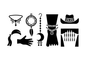 Gypsy stuff vectors