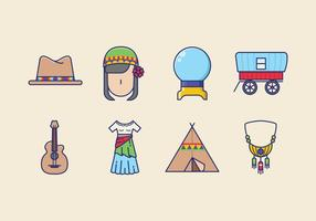 Free Gipsy Icons