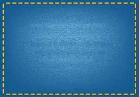 Azul Jean Vector