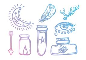Gypsy Icons Pack