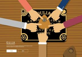 Kostenlose Ouija Vektor
