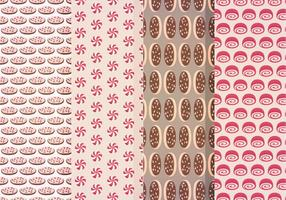 Patterns Sweets Vectorisés