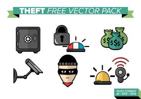 Robo paquete de vectores gratis