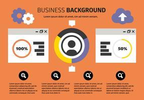 Free Business Hintergrund Vektor