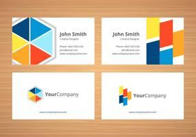 Business Card Background Free Vector Art Free Downloads - Free business card templates