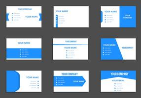 business card tarjetas vector templates download free vector art