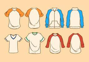 Freies T-Shirt Vektor