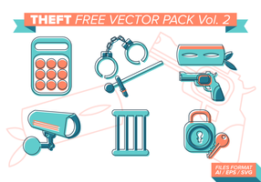 Robo Libre Vector Pack Vol. 2