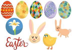 Vectores libres de Pascua