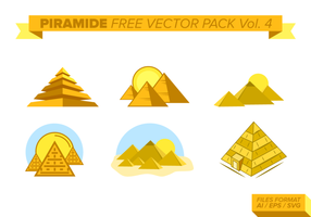 Pyramid Gratis Vector Pack Vol.4