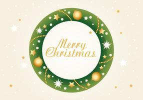 Ilustración vectorial de Navidad gratis