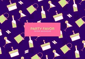Party Favor Background