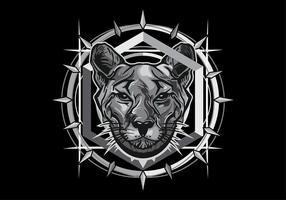 Hydro 74 Panther Vector