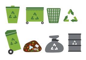 Landfill Vector