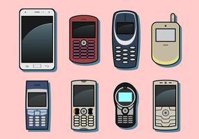 Handphone Gratis Vector