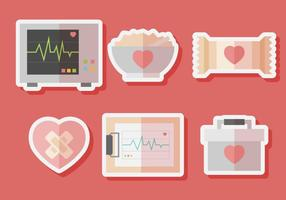 Gratis Heart Care Vector
