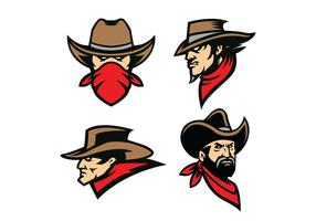 Gratis Cowboy Vector