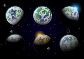 Gratis Globus Vector