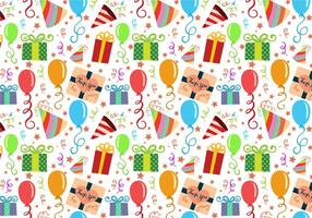 Free Party Pattern Vectors