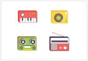 Music-vector-icons