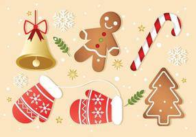Christmas Elements Vector