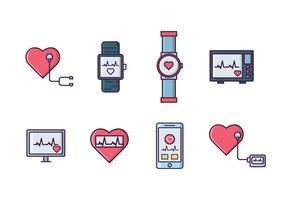 Monitor de frequência cardíaca livre