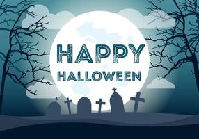 Felice illustrazione di Halloween